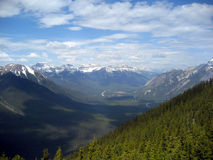 Banff Vista Stock Photography