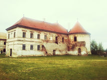 Banffy Castle Royalty Free Stock Photo