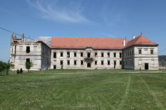 Banffy Palast Lizenzfreies Stockbild