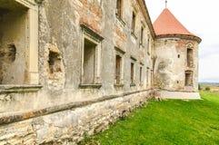 Banffy-Schloss 1 Stockbilder