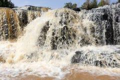 Banfora falls in Burkina Faso Royalty Free Stock Image