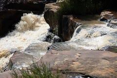 Banfora falls in Burkina Faso Royalty Free Stock Photo