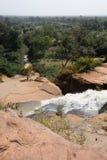 Banfora falls in Burkina Faso Stock Image