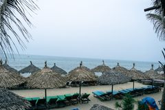 An Bang Beach, Hoi An, Vietnam. Stock Photography