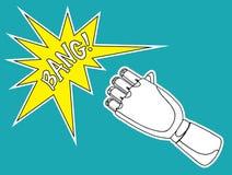 Bang 2 Stock Images
