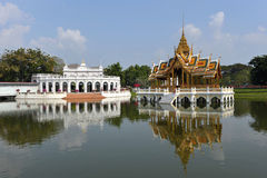 Bang Pa-In 1. Bang Pa-In, The Palace in Thailand Stock Photography