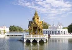 Bang Pa-In. The Royal Palace at Bang Pa-In, Thailand (Summer Palace Stock Image