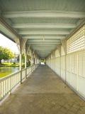 Bang Pa-In. Beautiful walkway at Bang Pa-In Palace, Thailand Stock Images