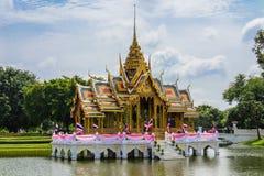 Free Bang Pa-in Royal Palace Royalty Free Stock Image - 47691266