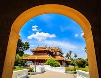 Bang Pa Inn Palace Royalty Free Stock Photo