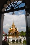 Bang pa-in palace Stock Images