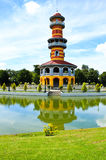 Bang Pa-In Palace Royalty Free Stock Photo