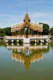 The Bang Pa-in Palace Stock Photos