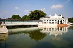 Bang Pa-In Palace. In Ayuttaya Thailand Royalty Free Stock Photo