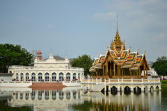 Bang Pa-In Palace Stock Photos