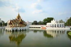 Bang Pa-In Palace. In  Ayutthaya  Province,Thailand Stock Photo