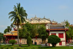 Bang Pa-In Palace. In  Ayutthaya  Province,Thailand Royalty Free Stock Images