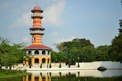 Bang Pa-In Palace. In  Ayutthaya  Province,Thailand Royalty Free Stock Photography