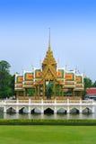 Bang Pa-In Palace. Aisawan Thiphya-Art in Ayutthaya, Thailand Stock Photography