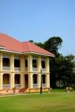 Bang-Pa-In palace in Ayudhaya, Thailand. Royalty Free Stock Image