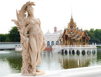 Bang Pa-In Palace Stock Photo