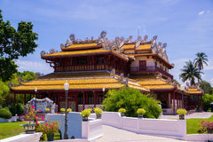 Bang Pa-In Palace. In Ayutthaya Province,Thailand Stock Photography