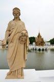 Bang Pa-In Palace in Ayutthaya Stock Photo