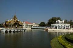 Bang Pa-in Palace Ayutthaya Royalty Free Stock Photos