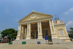 Bang Pa-in Palace. At Ayutthaya Thailand Royalty Free Stock Image