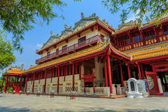 Bang Pa-in Palace. At Ayutthaya, Thailand Royalty Free Stock Images
