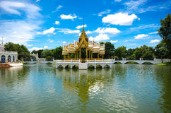 Bang Pa-In  Palace Royalty Free Stock Images