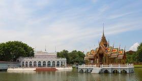 Bang Pa In Palace Royalty Free Stock Photography