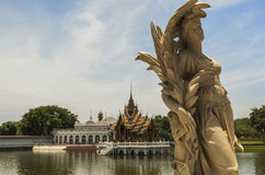 Bang Pa In Palace. In Ayutthaya, Thailand Stock Images
