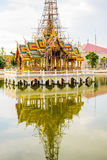Bang Pa-In Palace in AYUTTHAYA. Royalty Free Stock Image