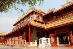 Bang Pa In Palace, Ayutthaya, Thailand Royalty Free Stock Images