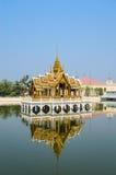 Bang-Pa-In. Palace in bang-pa-in park at ayutthaya province (Thailand Royalty Free Stock Photos