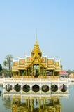 Bang-Pa-In. Palace in bang-pa-in park at ayutthaya province (Thailand Stock Photos