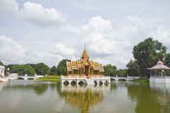 Bang Pa-In Palace Royalty Free Stock Image