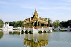 Bang Pa In Palace of Thailand Stock Images