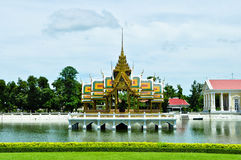 Bang Pa-In Palace , Thailand Royalty Free Stock Photography