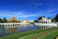 Bang Pa-In Palace, Thailand. Stock Image