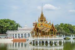 Bang Pa-In Palace Royalty Free Stock Photos