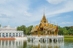Bang Pa-In Palace Royalty Free Stock Photo