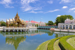 Bang Pa-In Palace in Thailand Stock Photography