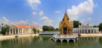 Bang Pa-In Palace in Thailand. Stock Image