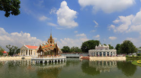 Bang Pa-In Palace in Thailand. Stock Images