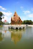Bang Pa In Royal Palace Stock Photos