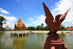 Bang Pa In Royal Palace Royalty Free Stock Photography
