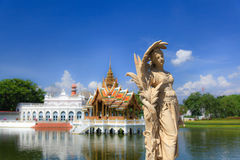 Bang Pa-In Royal Palace Stock Images