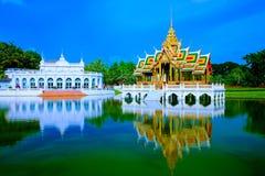 The Bang Pa-In Royal Palace Stock Images